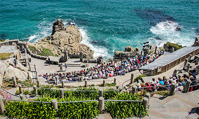 Minack Theatre - Live Performance Video Filming